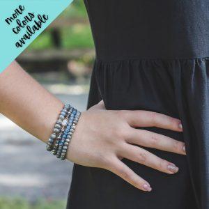 Brooke Druzy Bracelet Set
