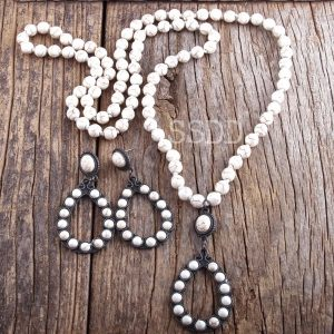 Alexis Necklace/Earring Set