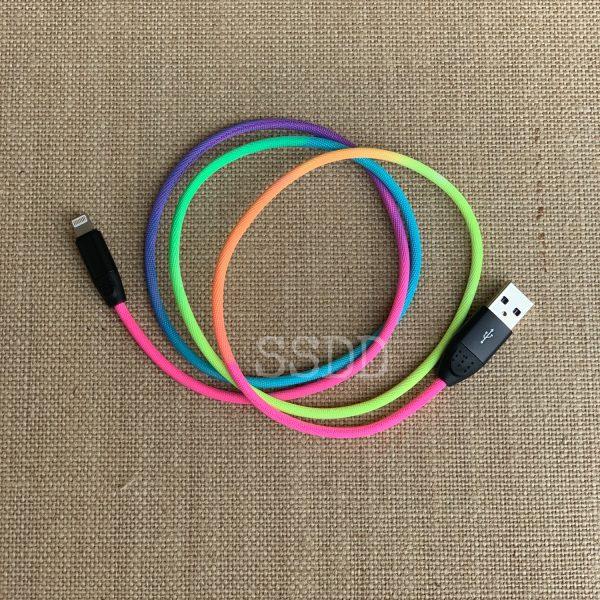 Maya Rainbow Charger Cord