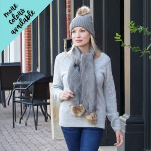 Everly Scarf & Beanie Set