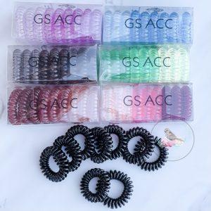Mini Telecord Hairtie Box (Set of 9)