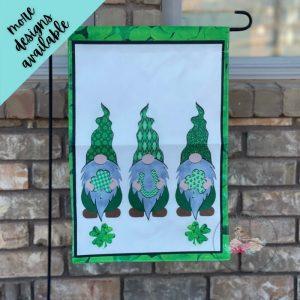 St. Patricks Day Garden Flag