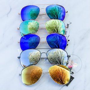 {Dozen Pack} SG Mirror Aviator Sunglasses